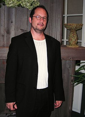 Photo of Bart D. Ehrman taken following the Gr...