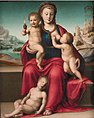 Bartolomeo di Zanobi di Benedetto Ghetti - Caritas (Charity) - KMS3919 - Statens Museum for Kunst.jpg