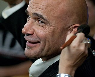 Bas Rutten Dutch kickboxer, professional wrestler and mixed martial arts fighter