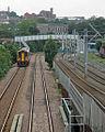 Basford- a train from Mansfield (geograph 4561314).jpg
