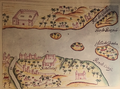 Basra in a drawing by the Portuguese late 16th century .png