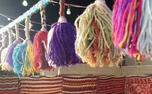 Basseri - Basseri handcrafts (Gompol and Jajim)