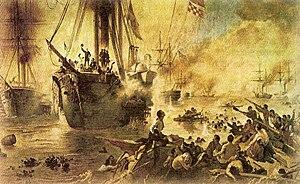 Combate Naval de Riachuelo, de Victor Meirelles.