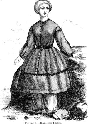 Bathing dress - Image: Bathing suit 1858