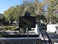 Battle of Gainesville historical marker, Gainesville FL.JPG