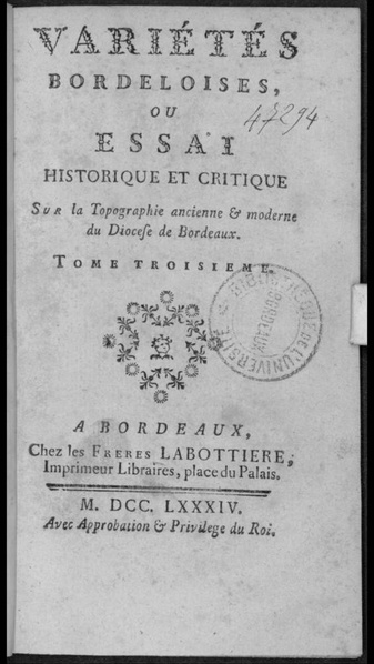 File:Baurein - Variétés Bordeloises tome 3.pdf
