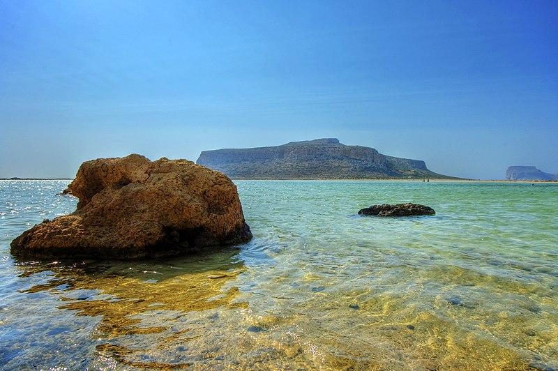 Bay of Balos, Crete.