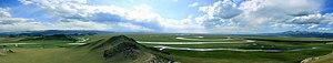Dzungaria - Hejing County, Bayingolin Mongol Autonomous Prefecture