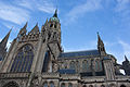 Bayeux Notre-Dame 20111209 roofFromSE.jpg