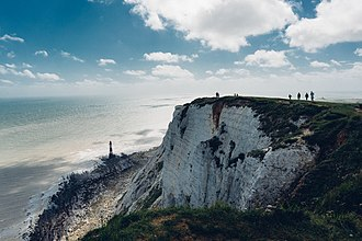 Beachy Head - Image: Beachy Head, Eastbourne, United Kingdom (Unsplash)
