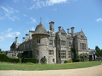 Beaulieu, Hampshire - Beaulieu Palace House