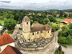 Beaumotte-lès-Pin, l'église.jpg