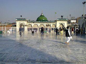 Data Darbar - Image: Beautiful Scene of Data Darbar Lahore