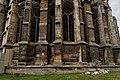 Beauvais - Voie des Chasses Marées - View NW on la Cathédrale Saint-Pierre de Beauvais - Beware of Debris Falling Down!.jpg
