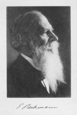 Ernst Otto Beckmann - Ernst Beckmann