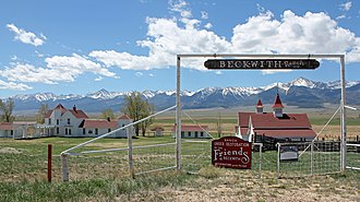 Beckwith Ranch - Beckwith Ranch in 2012
