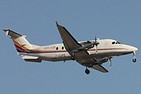 F-GUPE - B190 - Twin Jet