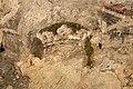 Begijnhofkerk, muurschildering , de Kroning van Maria , detail - 373635 - onroerenderfgoed.jpg