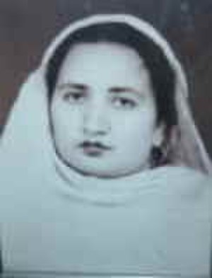 Lambardar - Begum Sarwat Imtiaz, the First female Lambardar of Pakistan.