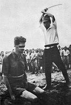 Beheading of Leonard George Siffleet