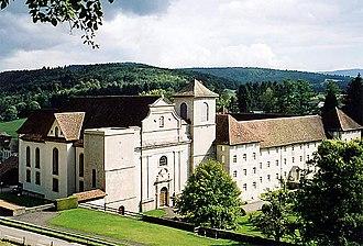 Bellelay Abbey - Bellelay Abbey complex