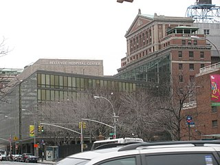 Bellevue Hospital Hospital in New York, United States