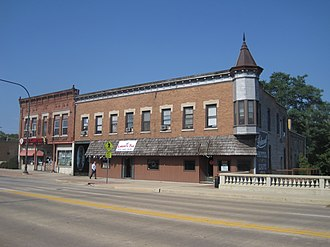 Belvidere North State Street Historic District - Image: Belvidere North State Street Historic District