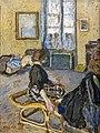 Bemberg Fondation Toulouse - Interieur - Pierre Bonnard 1905 - Huile papier marouflé sur toile 63x48.3 inv.2002.jpg