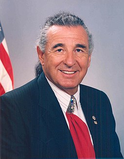 Ben Nighthorse Campbell (R-Colorado), a Northern Cheyenne and one of only 4 Native Senators in U.S. history. As of 2020, he is the last Native American to have served in the Senate. BenNCampbell.jpg