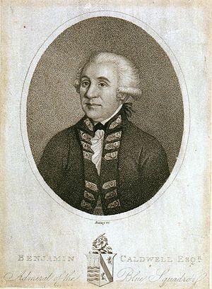 Benjamin Caldwell - Sir Benjamin Caldwell