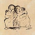 Benjamin Robert Haydon - Study of Two Children - B1977.14.2545 - Yale Center for British Art.jpg