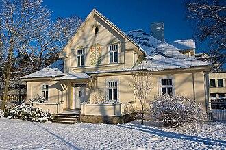 Majori - Summer House on the Jūras iela