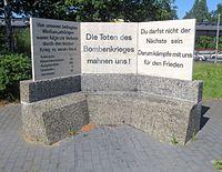 Berlin, Schoeneberg, Sachsendamm 47, Mahnmal Reichsbahnausbesserungswerk Tempelhof.jpg