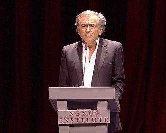 Bernard-Henri Lévy - Lévy in 2011