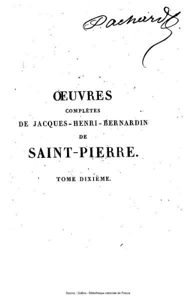 File:Bernardin de Saint-Pierre - Œuvres complètes, tome 10.djvu