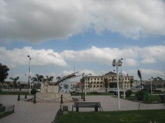Berrechid - Berrechid monument