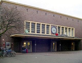 Rhine-Ruhr S-Bahn station
