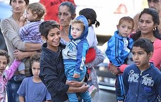 Romani people in Bosnia and Herzegovina - BiH Roma in Gračanica