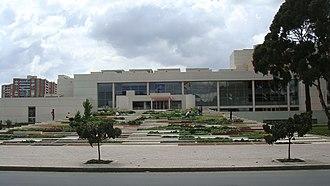 Suba, Bogotá - Julio Mario Santo Domingo Public Library