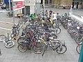 Bikes @ Frankfurt Hbf - panoramio.jpg