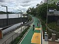 Bikeway & footpath along Brisbane River in Milton, Qld 07.JPG