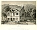 Bilhères (i.e. Billère). Maison Lassensaà (i.e. Lassansàa), dans l'état où elle se trouve à la fin de 1854 - Fonds Ancely - B315556101 A HOUBIGANT 016.jpg