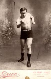"William ""Honey"" Mellody American boxer (1884-1919)"