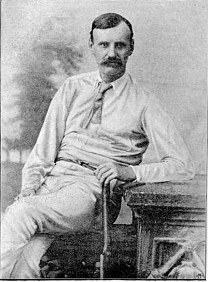 Billy Barnes (cricketer) - Billy Barnes
