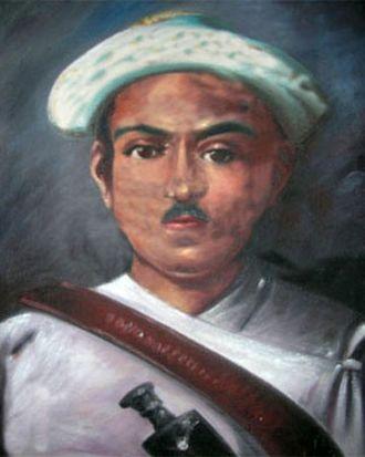 Biraj Thapa Magar - Biraj Thapa Magar, first commander of Prithvi Narayan Shah