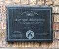 Bix Beiderbecke Plaque, Sunnyside, NY.png
