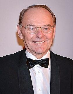 Björn Granath på Guldbaggegalan 2013.