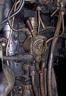 Vacuum brake Train braking system