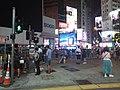 Black dark night 香港反對逃犯條例 Anti-HK bill demo against extradition bill protect CWB Yee Wo Street Hennessy Road July 2019 SSG 23.jpg