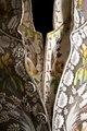 Blommig frack av sidenrips från 1790-talet - Skoklosters slott - 93641.tif